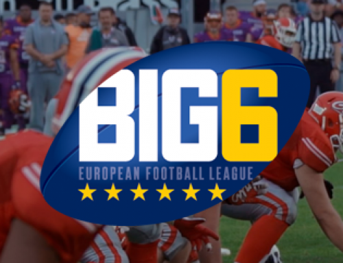 Four European heavyweights playing for EUROBOWL XXXII