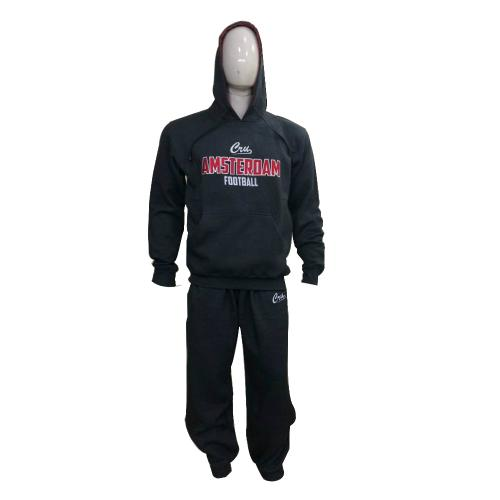 Crusaders Hooded sweat suit