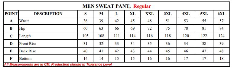 Sweat Suit Pants