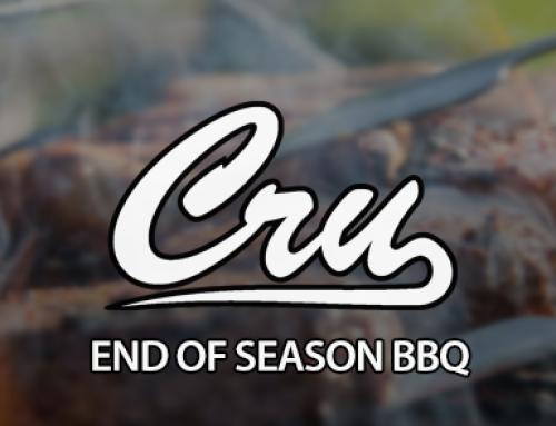 End of season BBQ